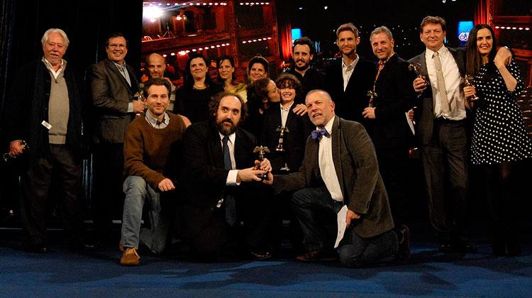 Ganadores de los Cóndor de Plata 2015