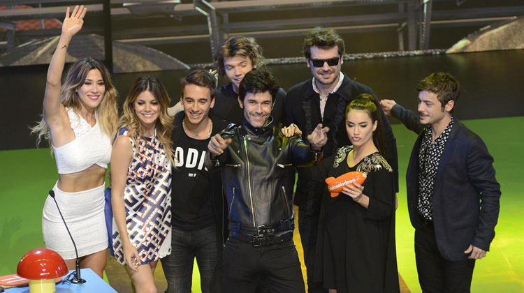 Lista de ganadores de los Kids Choice Awards 2015