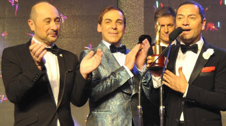 Lista de Ganadores Martín Fierro 2014 (cable)