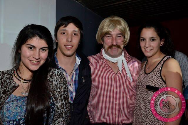 gaucho aleman move disco