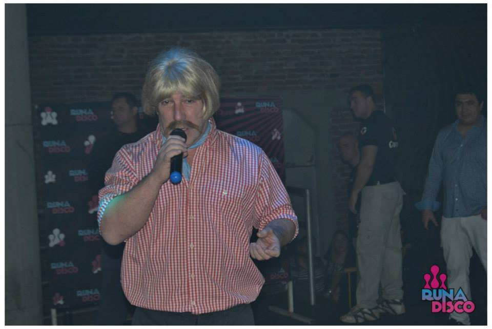 gaucho aleman runa disco