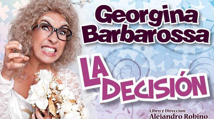 Contratar a Georgina Barbarossa