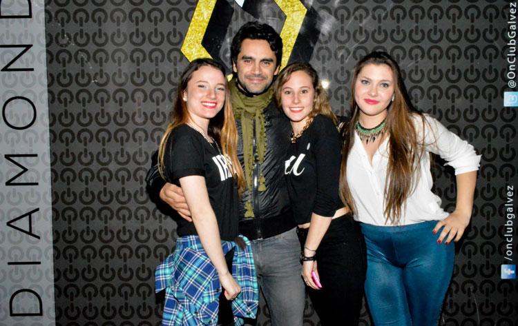 Gonzalo Heredia en On Club, Gálvez