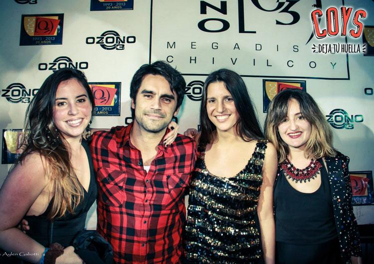 Gonzalo Heredia en Bonnita We Coys, Chivilcoy