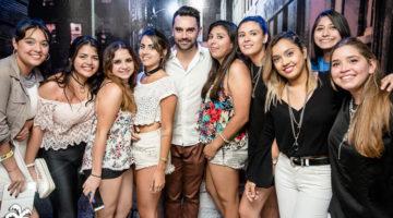 Gonzalo Heredia en Discoteca Malibu, Santiago del Estero