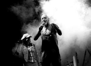 Gustavo Cordera en el Atlántida Country Club de Uruguay