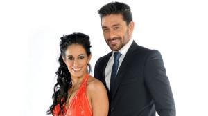 Hernán Piquín y Cecilia Figaredo Bailando por un sueño 2014