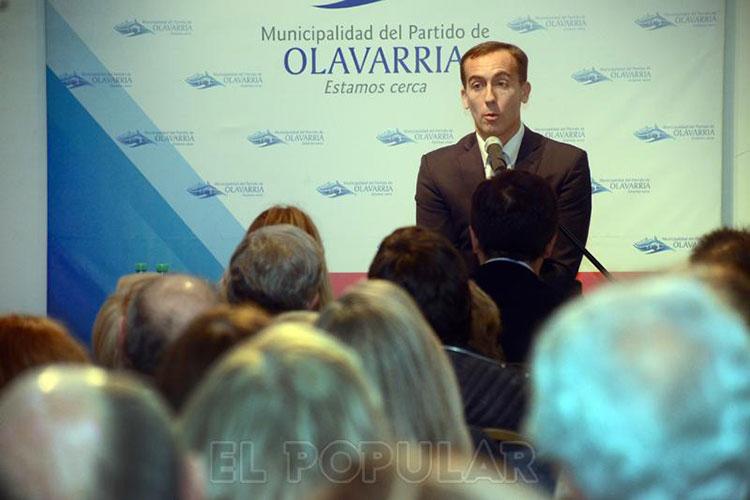 Inauguración Centro Cultural Cultura Viva, Olavarria