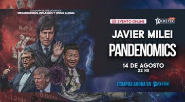 javier milei pandenomics