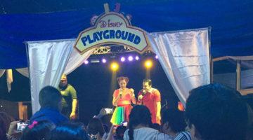 Disney Playground en el cumple de Amir
