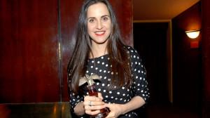 Julieta Díaz - Premios Cóndor de Plata 2015