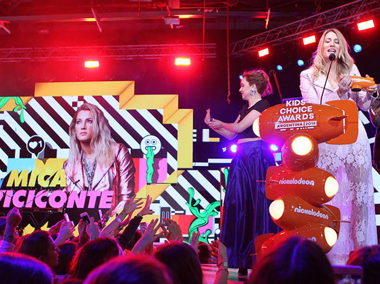Kids Choice Awards Argentina 2018
