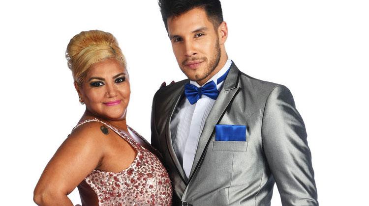 """Gladys """"La Bomba Tucumana"""" y Facundo Arrigoni - Bailando por un sueño 2017"""