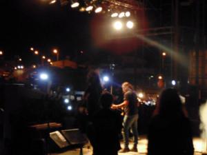 La Mancha de Rolando en el Festival del Marinero