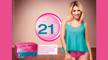 Publicidad Carefree – Lali