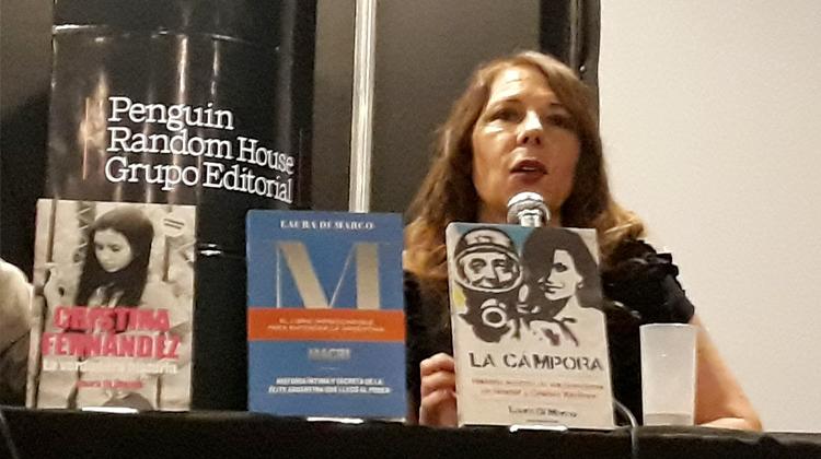 Laura Di Marco contrataciones