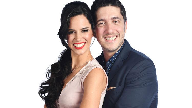 Laura Oliva y Jey Mammon - Bailando por un sueño 2017
