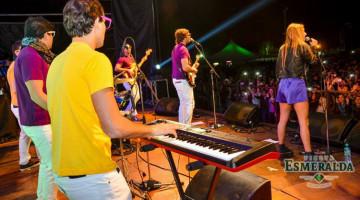 Los Bonnitos en la Fiesta Esmeralda, Paraná