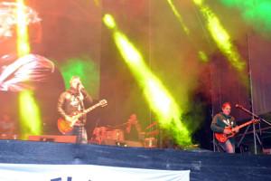 Los Pericos en Tafí del Valle 2014