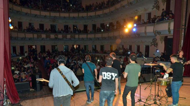 Los Totora aniversario de la ciudad de Paraná