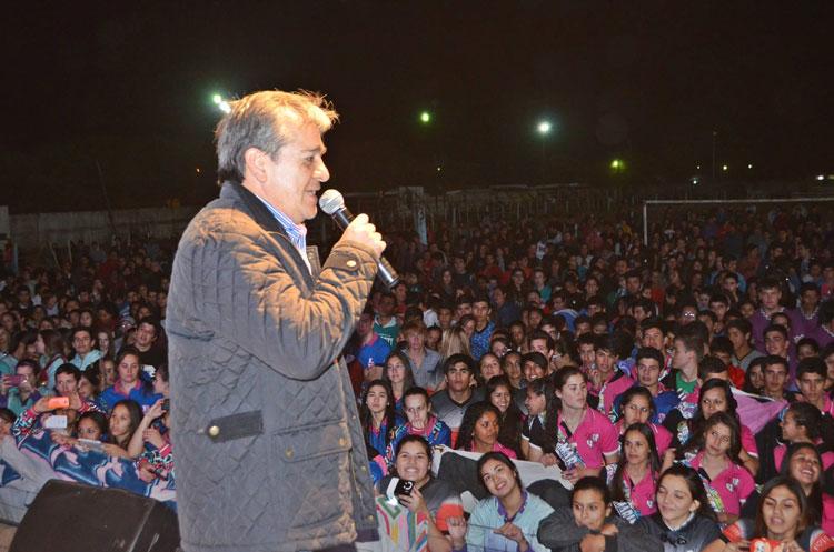 Los Totora en Estudiantina de Castelli, Chaco