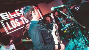 Los Totora en la Fiesta Unlam en Bloody Sound