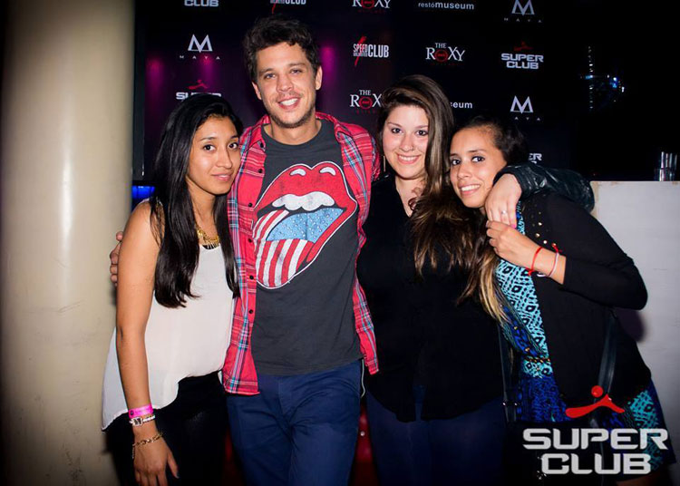 Ludovico di Santo en Super Club, Quilmes