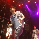 Marama, show en San Antonio de Areco