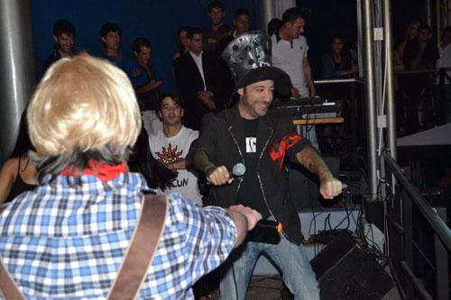 Marcelo Ruiz Diaz en Pasacalle
