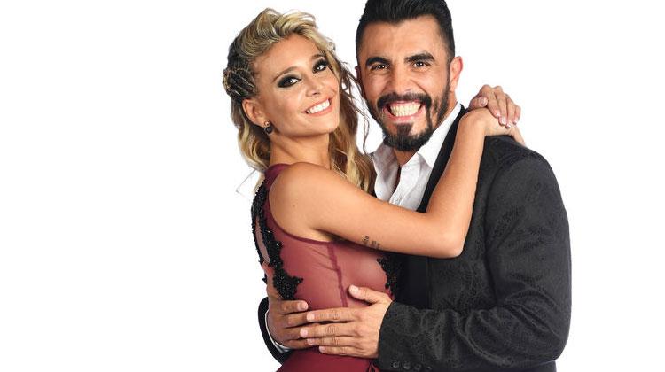 María Sol Pérez y Fernando Bertona - Bailando por un sueño 2017
