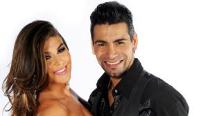 Loly Antoniale y Cristian Ponce Bailando por un sueño 2014