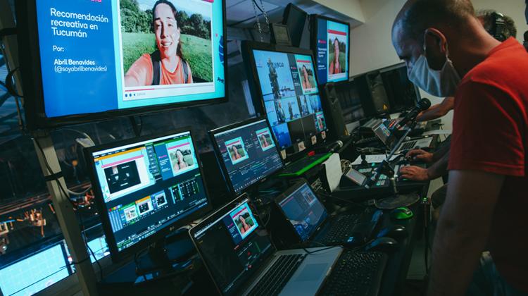 contratar show por streaming