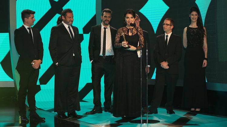 Premios Martín Fierro 2016