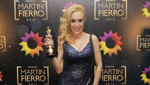 Fátima Florez - Premios Martín Fierro 2015