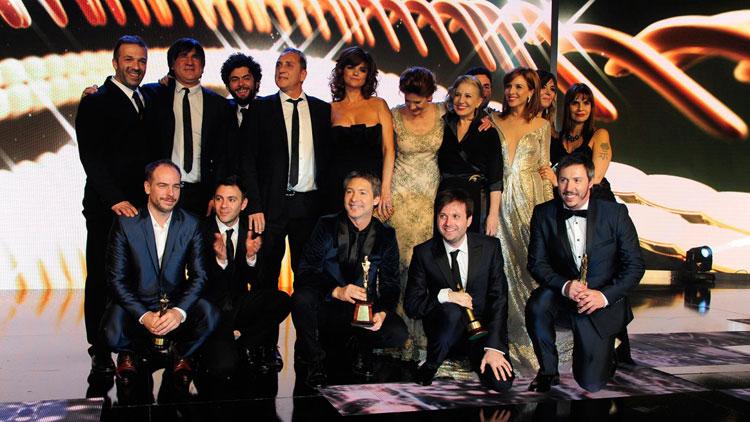 Guapas - Premios Martín Fierro 2015
