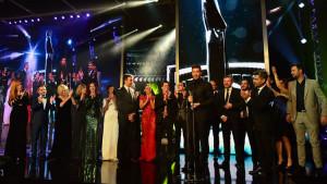 Showmatch - Premios Martín Fierro 2015