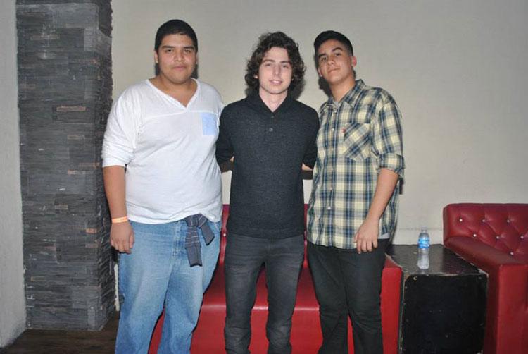 Maxi Espíndola en Smile Matineé de Quilmes
