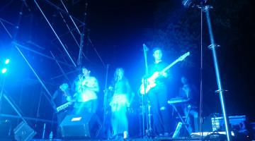 Migrantes en la Fiesta de Egresados de Euskal Echea