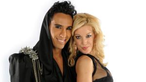 Miriam Lanzoni y Gabo Usandivaras Bailando por un sueño 2014