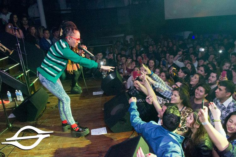 Miss Bolivia en Spektra Disco, Pergamino