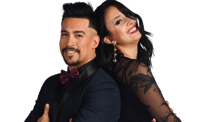 Naiara Awada y Jorge Moliniers - Bailando por un sueño 2017
