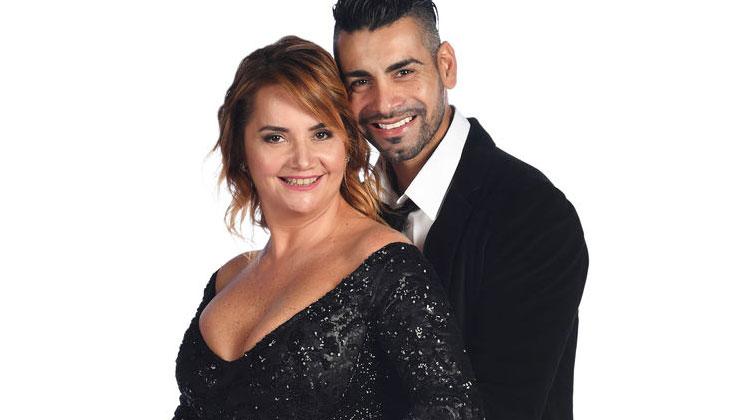 Nancy Pazos y Cristian Ponce - Bailando por un sueño 2017