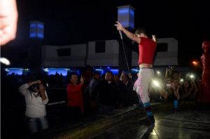 Nazareno Móttola y Agustín Bernasconi en Crazy Fest 2014
