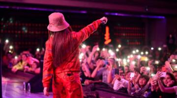 Nicki Nicole Contrataciones