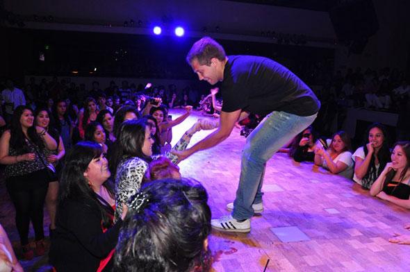 Nico Riera en Ele Multiespacio [Noviembre 2012]