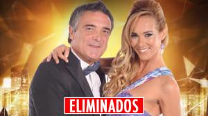 Nito Artaza eliminado de Bailando por un sueño 2015