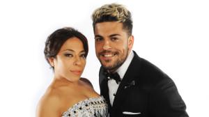 Noelia Pompa y Facundo Mazzei Bailando por un sueño 2014