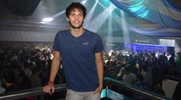 Pablo Martínez en Ele Multiespacio, Comodoro Rivadavia