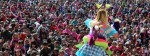 Panam en el Día del Niño de la UOCRA