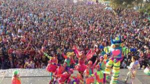 Contratar a Panam para eventos multitudinarios